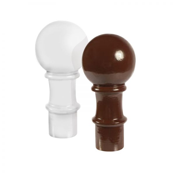 Sunwood Ridge Ball Finial