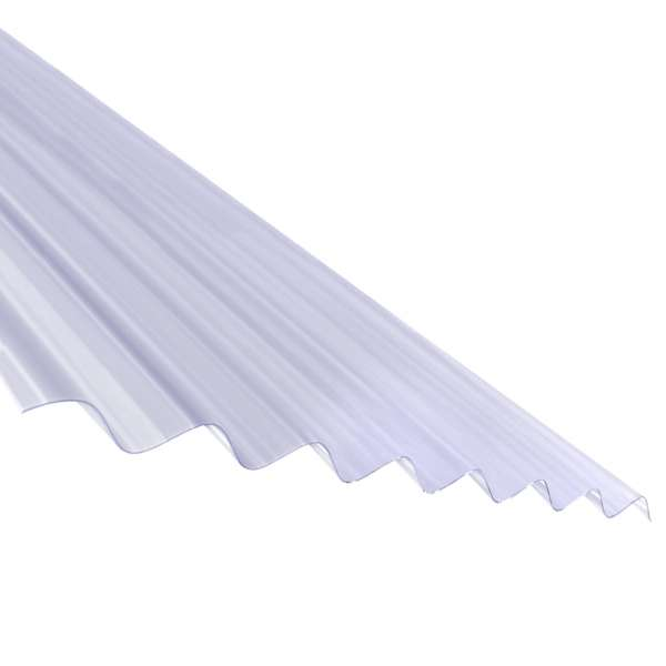 Corrapol-PVC DIY Grade Corrugated Sheet