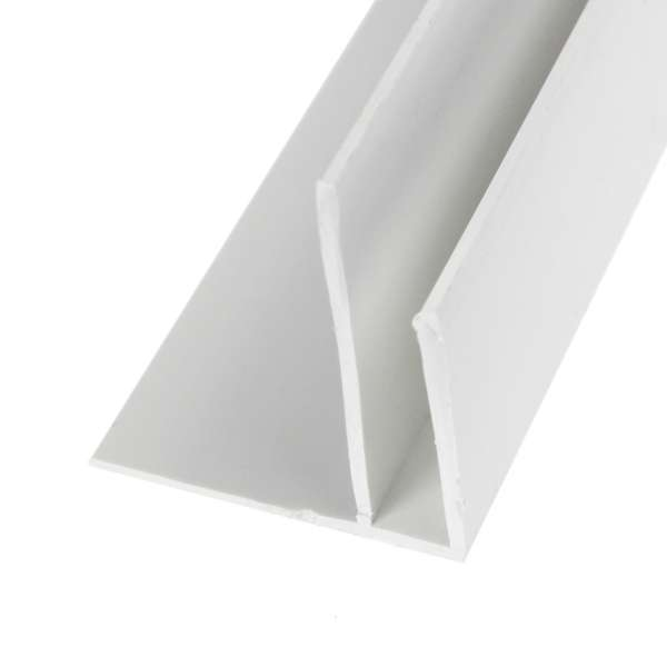 uPVC Shiplap Cladding Starter Trim