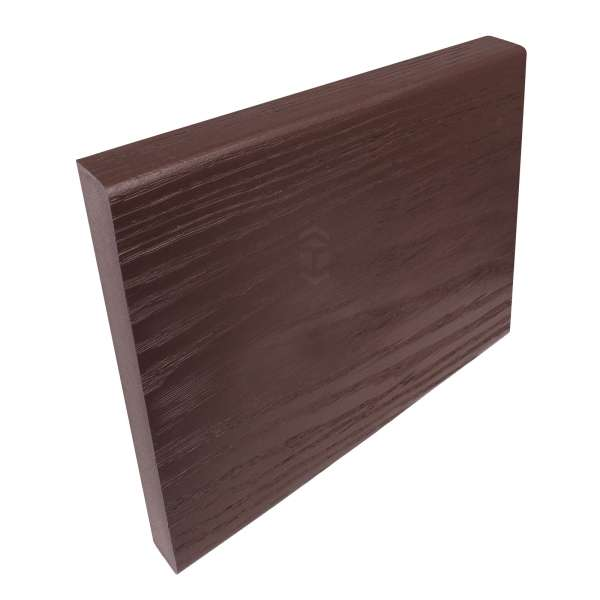 "Brown 8"" (200mm) Mock Tudor Board Composite Polyurethane Plank"