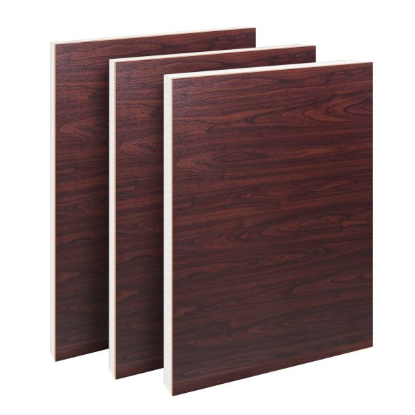 Rosewood uPVC Flat Door Panel (700mm x 900mm)