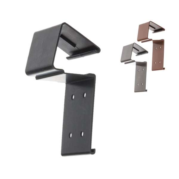 Envirotile Dry Verge Bracket Connector Joint Clip