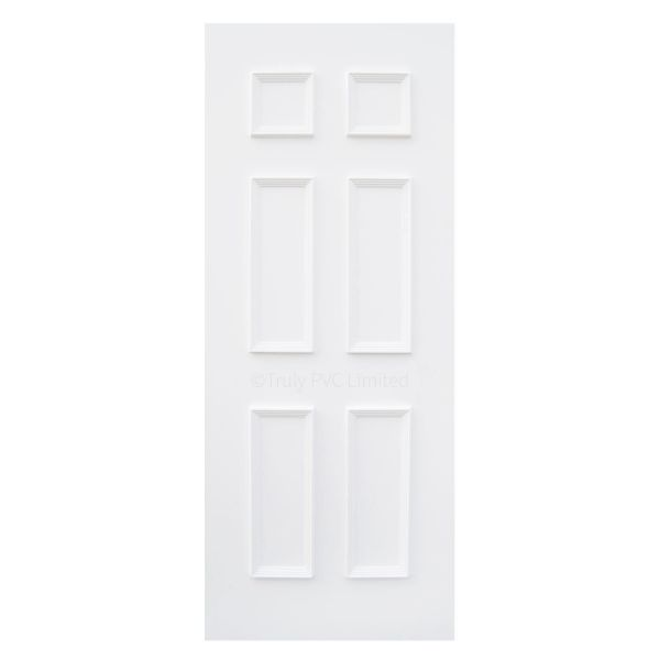 Windsor Solid uPVC Door Panel