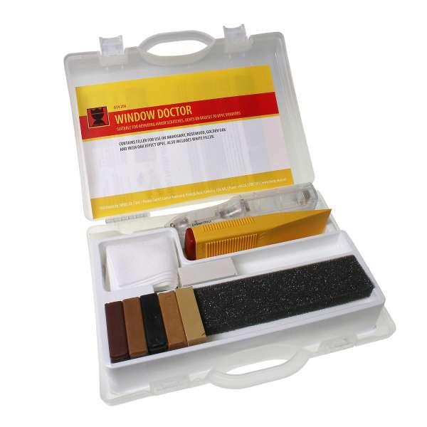 Konig Window Doctor uPVC Scratch Repair Kit