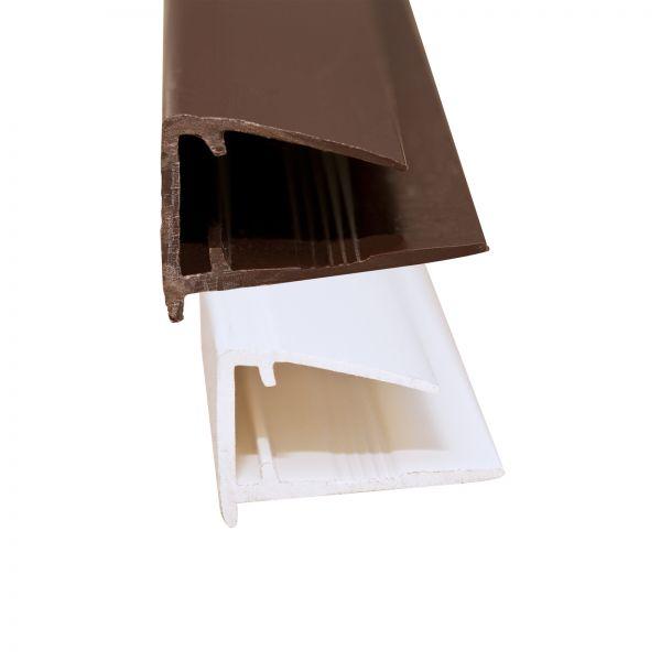 10mm Polycarbonate End Closure (2.1m)