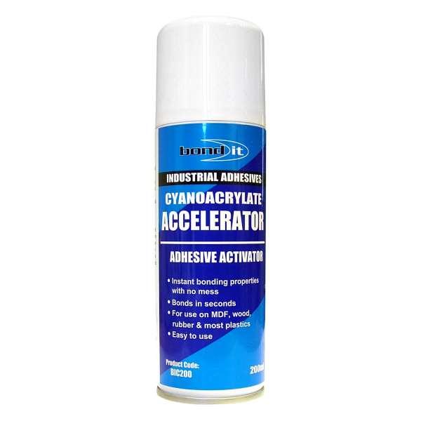 Super Glue Activator Spray (200ml)