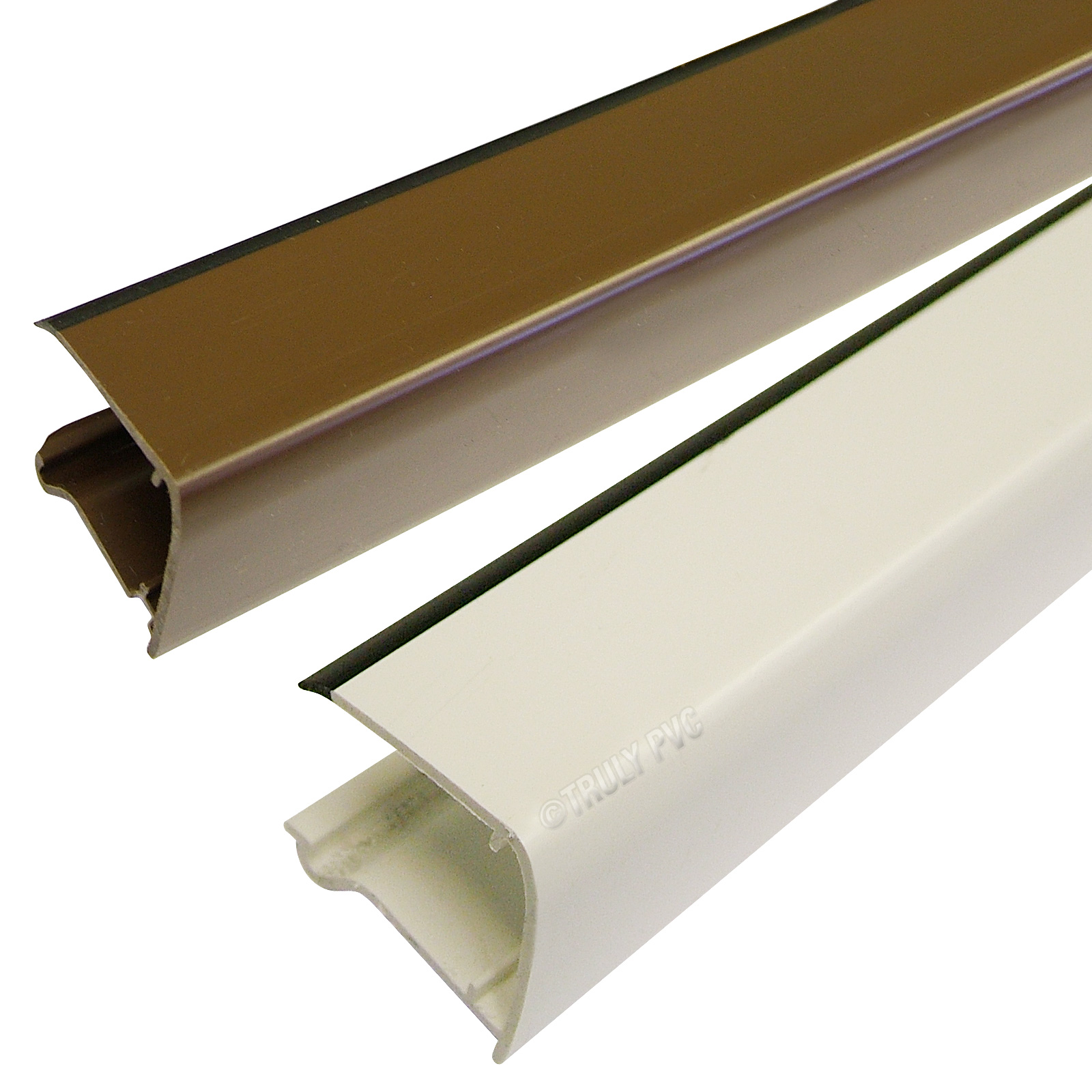 25mm Ultraframe Polycarbonate End Closure 2m Truly Pvc