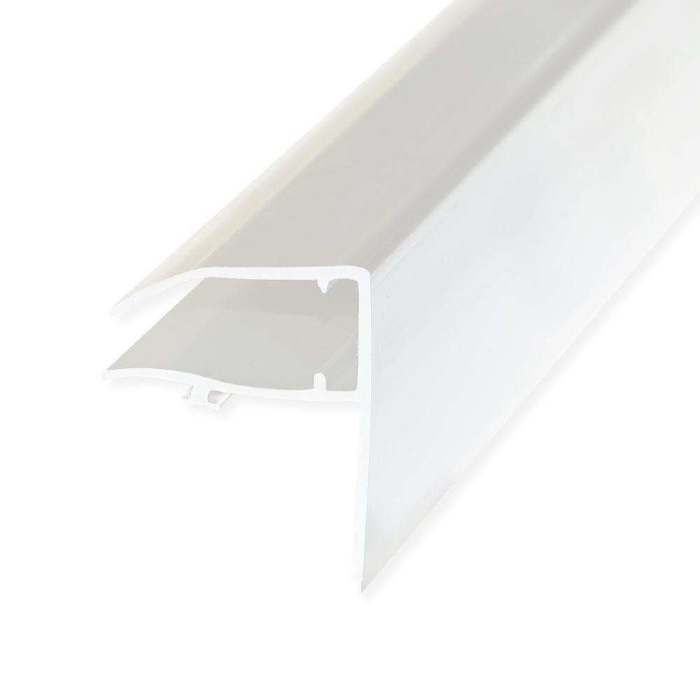 3m 10mm Universal Upvc Plastic Edge Trim Truly Pvc