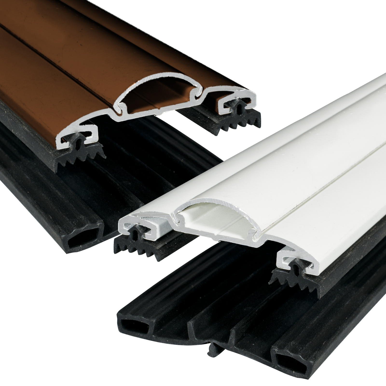 60mm Sunwood Screw Down Glazing Main Bar For Conservatory