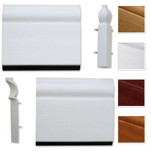Roomline 100mm Torus Skirting Sample Pack