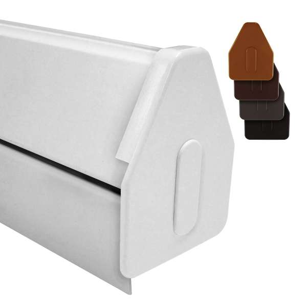 Heavy Duty Self-Supporting Gable Starter Glazing Bar for Conservatory Lean-to Roof