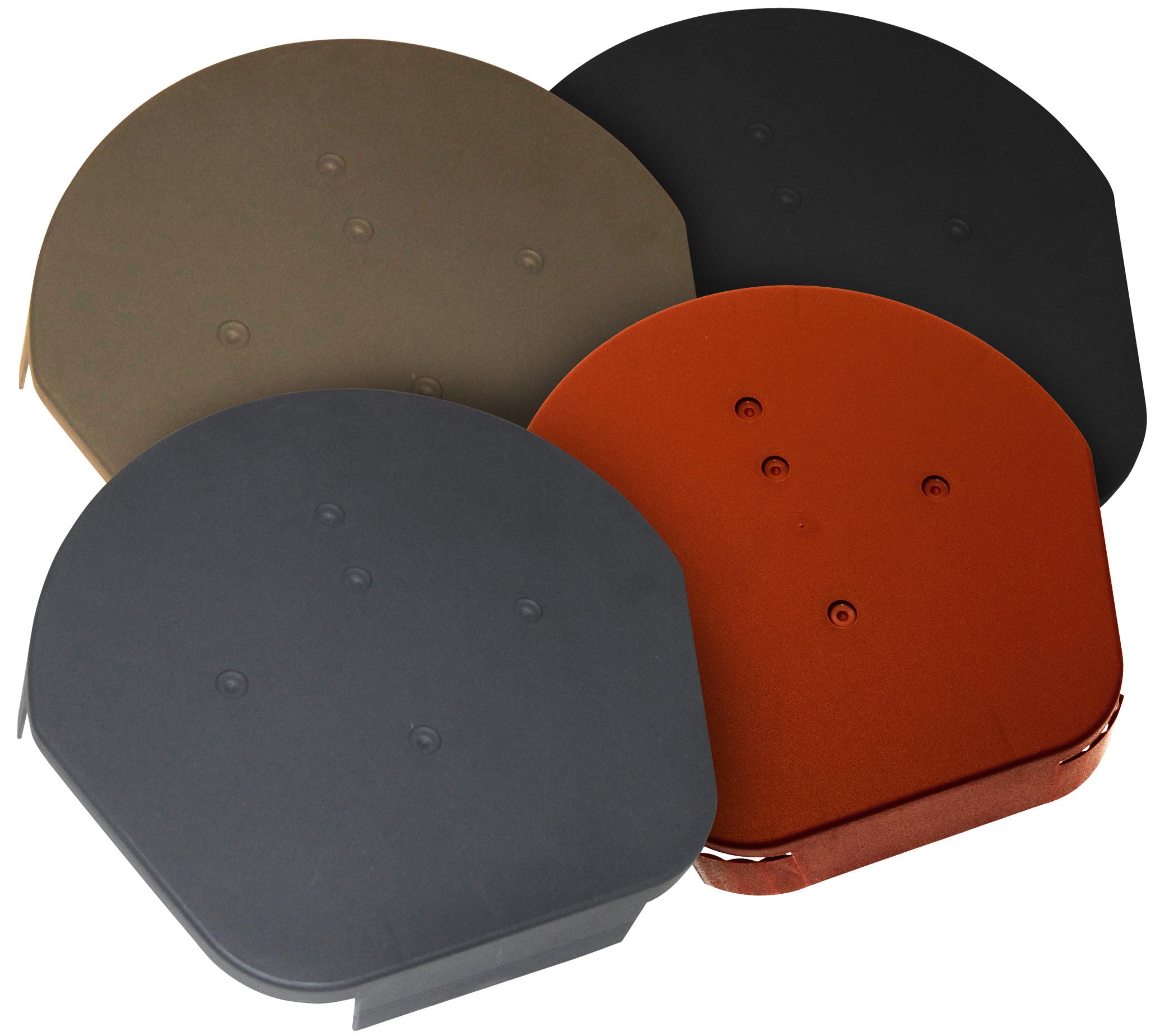 Easyverge U Dry Verge Roof System Half Round Ridge Apex