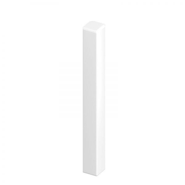 Fascia Board 90° External Corner Trim