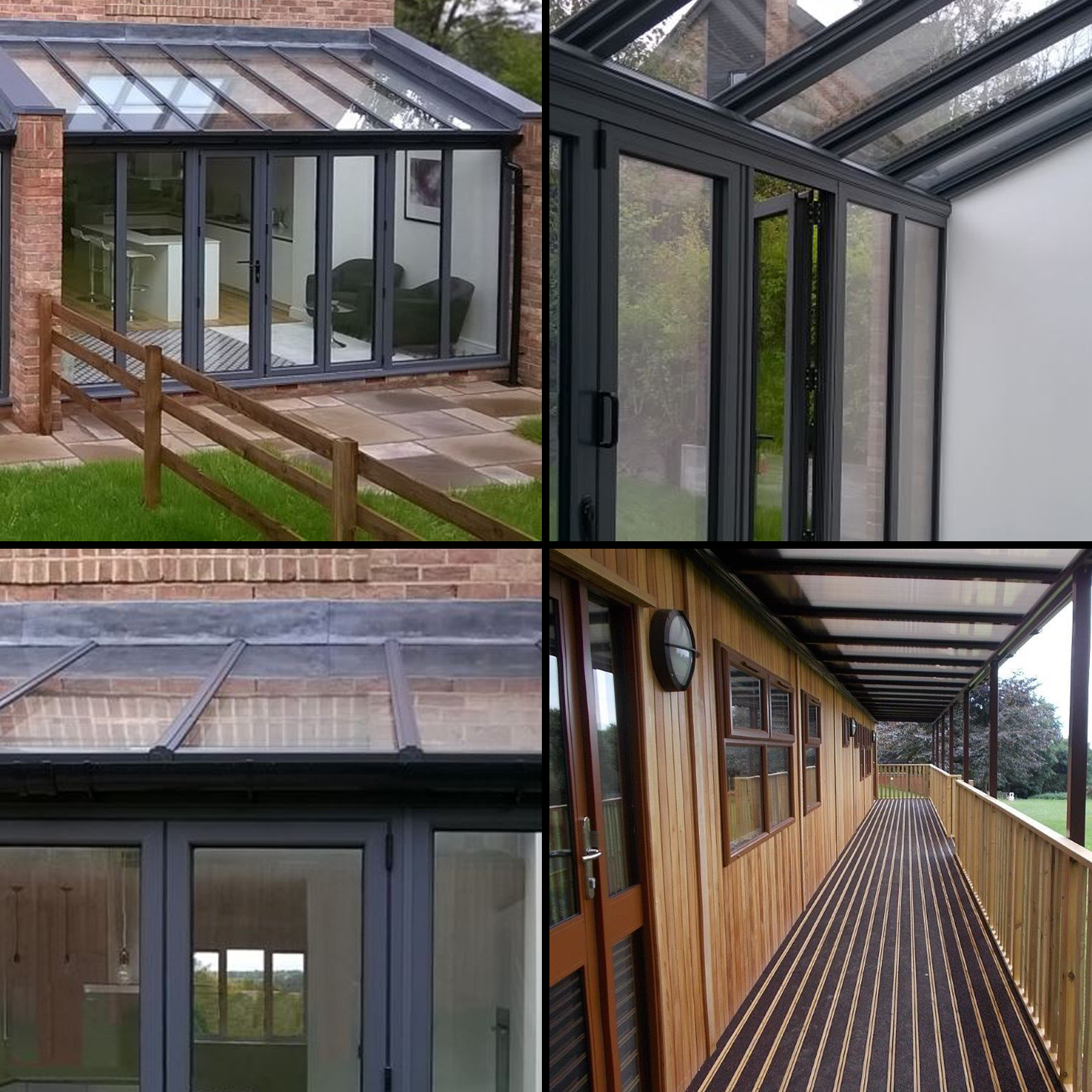 Alukap Ss Low Profile Self Supporting Roof Wall Glazing
