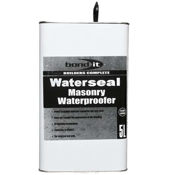 Bond-It Masonry Waterproofer (5 Ltr)