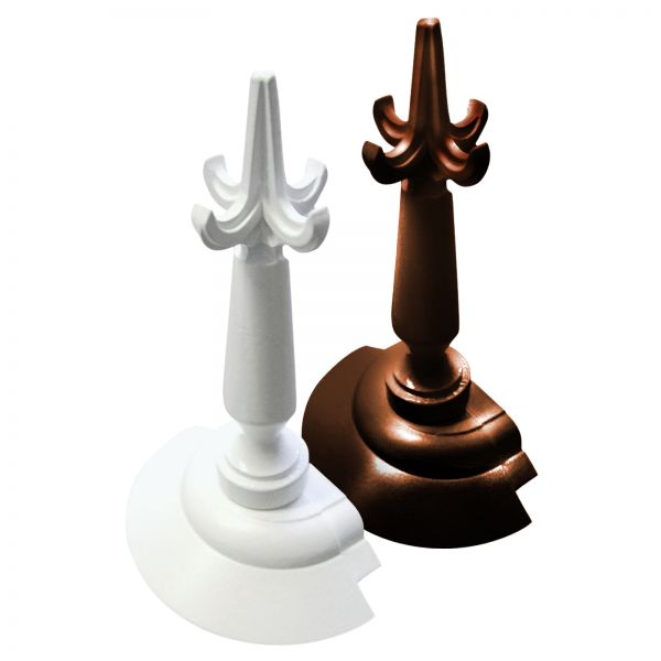 Sunwood Spider & Finial