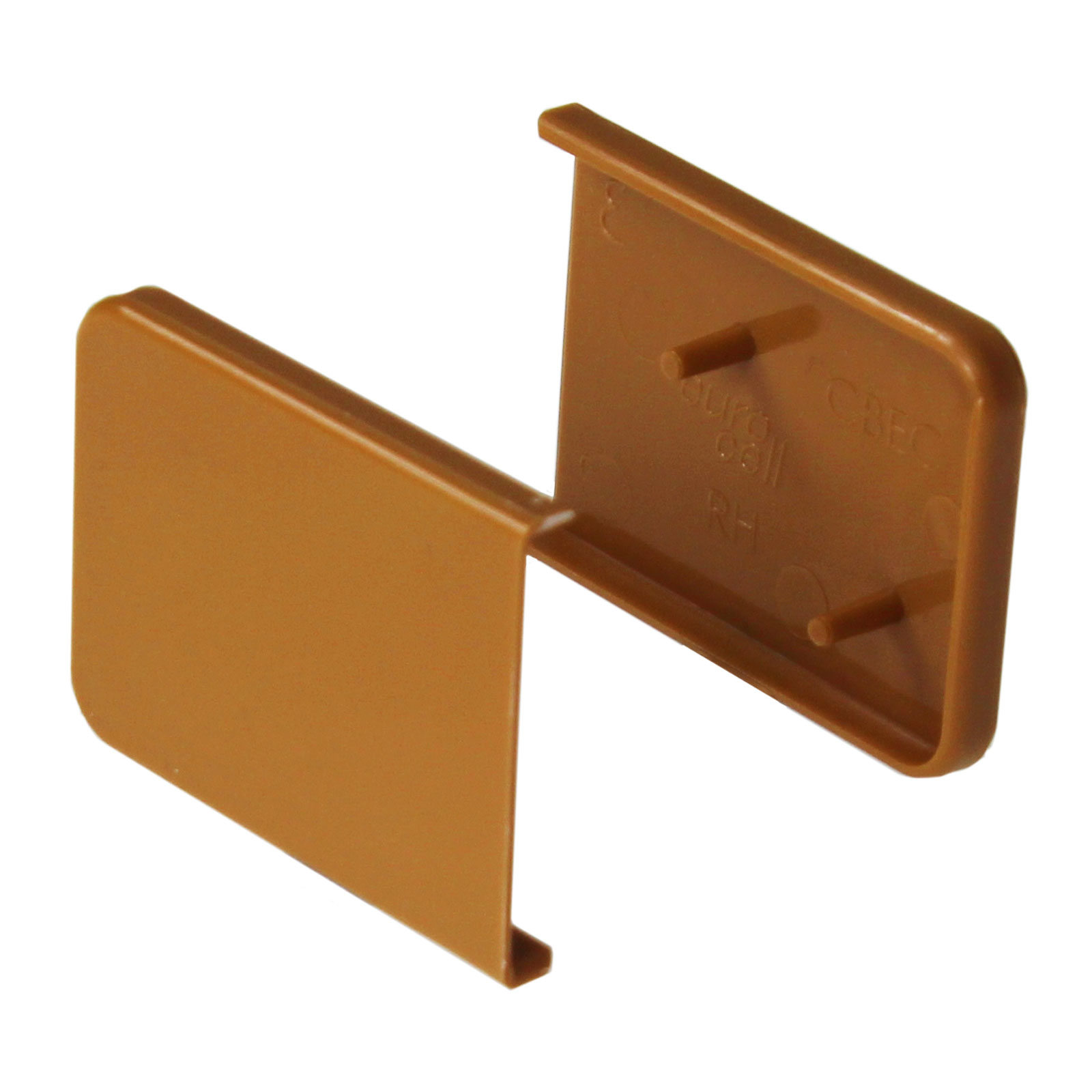 Short End Caps For Window Cill Capping Cover Pair