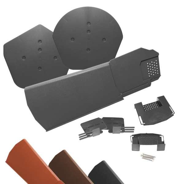 Klober Uni-Click Dry Verge Roof Kit