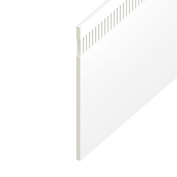 uPVC Vented Soffit Board