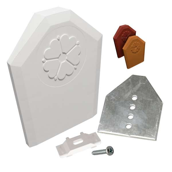 End-Fix End Cap Replacement Kit Conservatory Roof Spar Ends