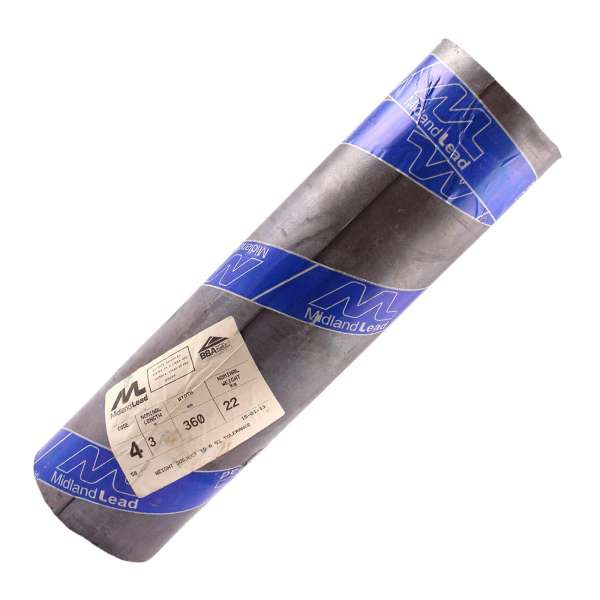 "360mm (14"") Lead Flashing Roll (Code 4)"