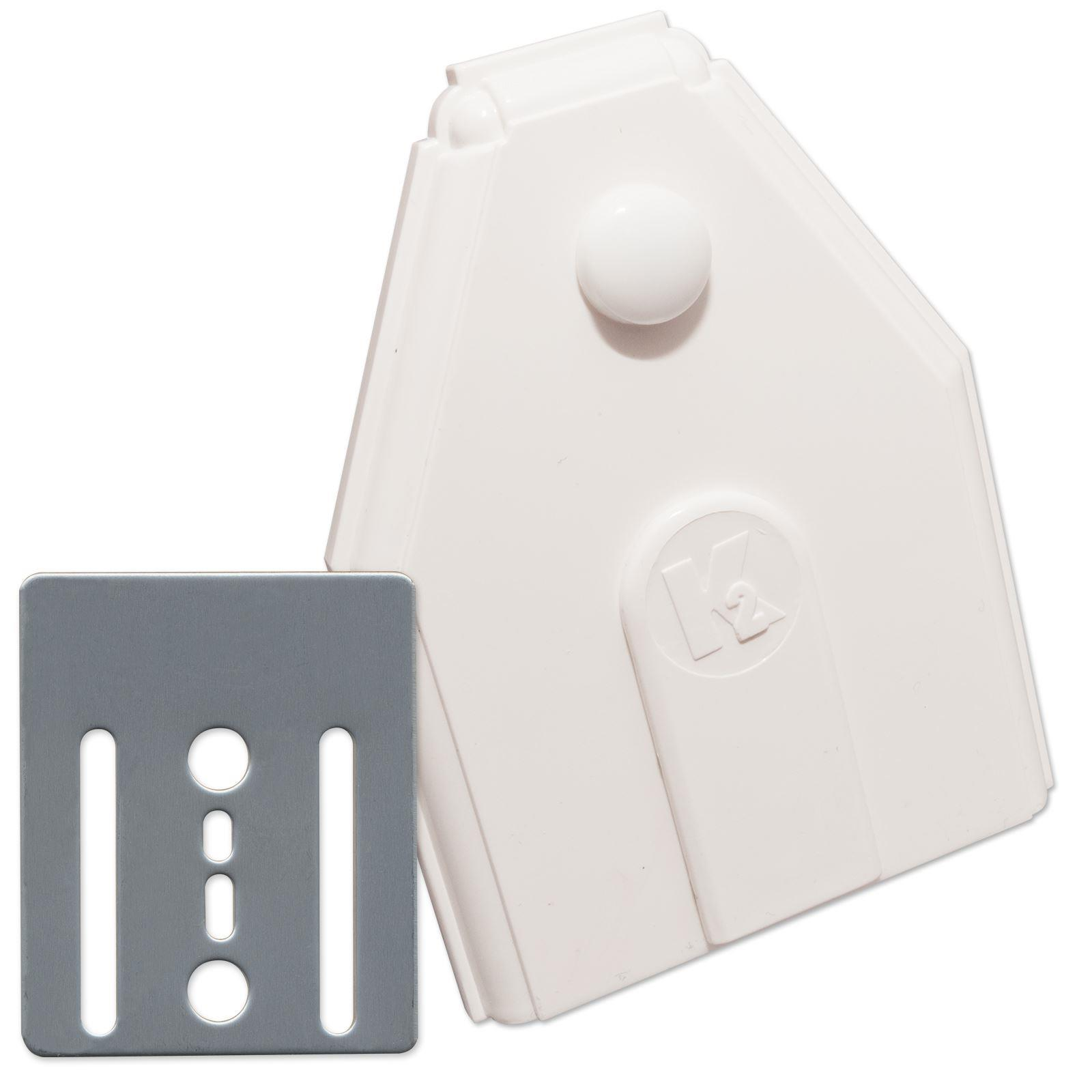K2 C9038 C9039 Conservatory Roof End Cap Replacement Kit