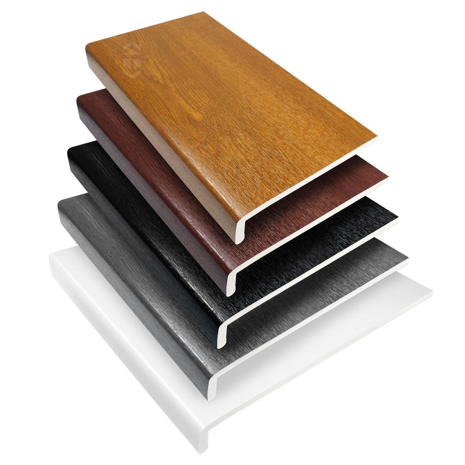 Window Board Cill Capping Cover 1 25m 225mm Golden