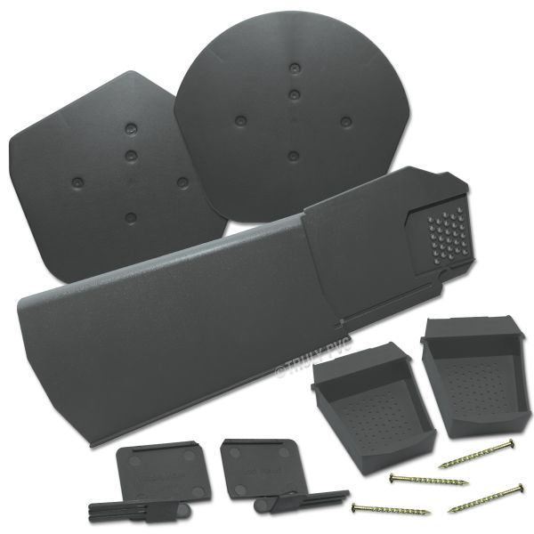 Klober Uni-Click Dry Verge Roof Kit