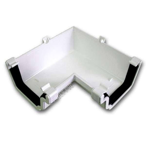 Rwka3 90 176 Internal Gutter Corner Joint Truly Pvc
