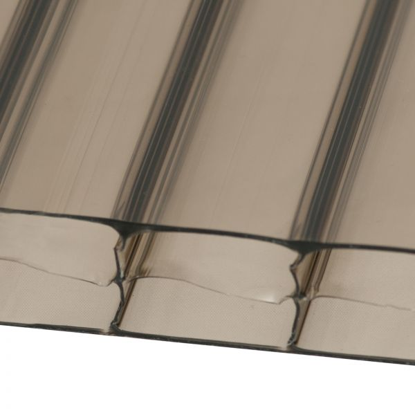 16mm Bronze Polycarbonate Sheets