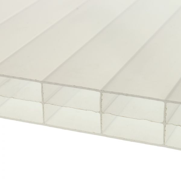 16mm Opal Polycarbonate Sheets