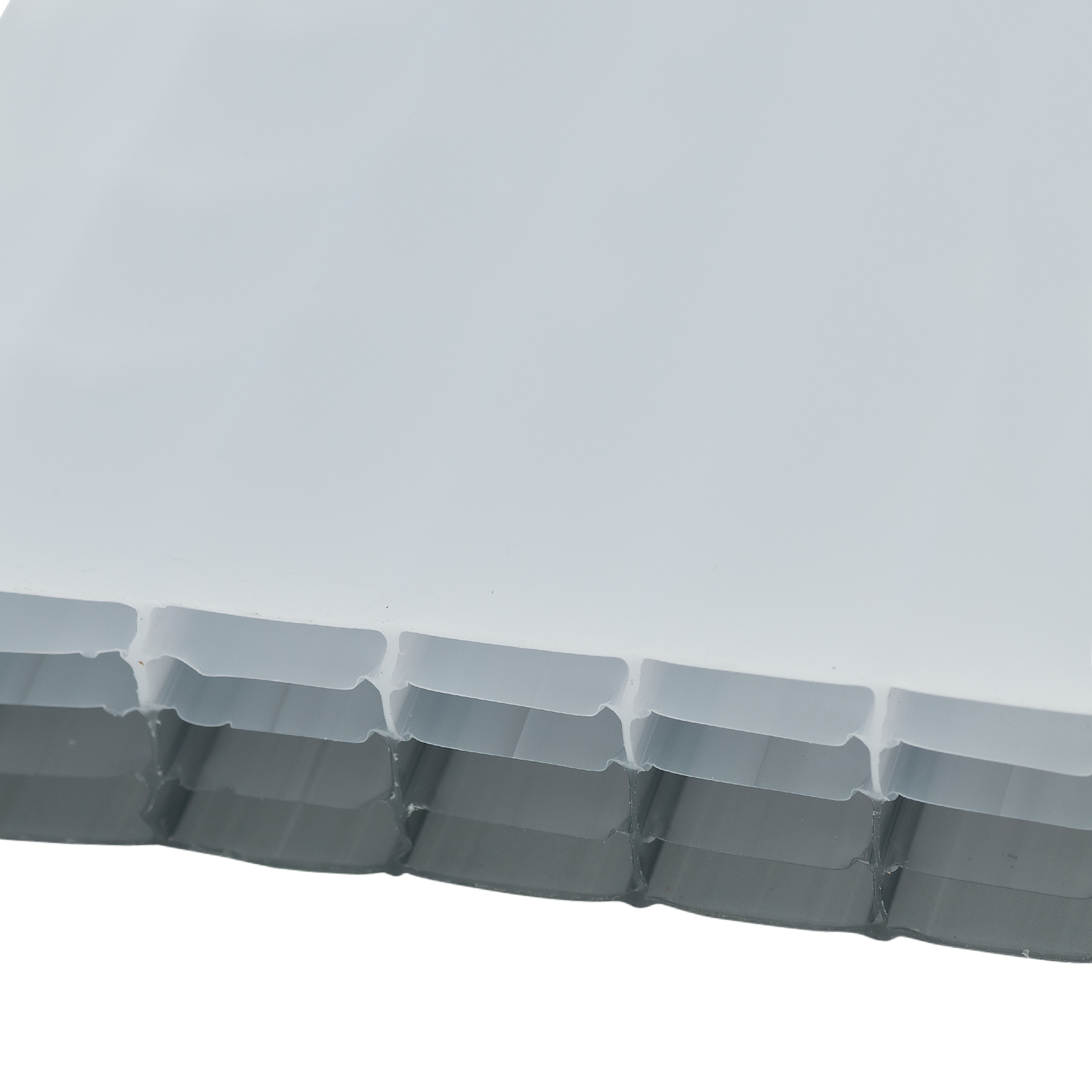 25mm Heatguard Opal Dual Tinted Polycarbonate Sheets Truly Pvc