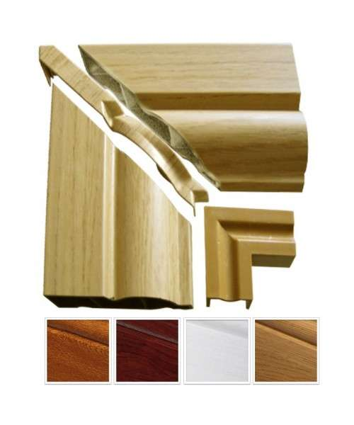 Roomline Ogee Architrave Sample Pack